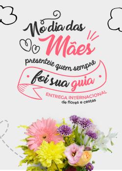 Banner dia das mães Floraweb
